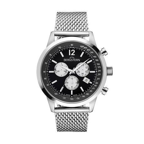 Bergstern Dress Quartz Chronograph // B029G148