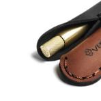 Leather Sleeve (Black)
