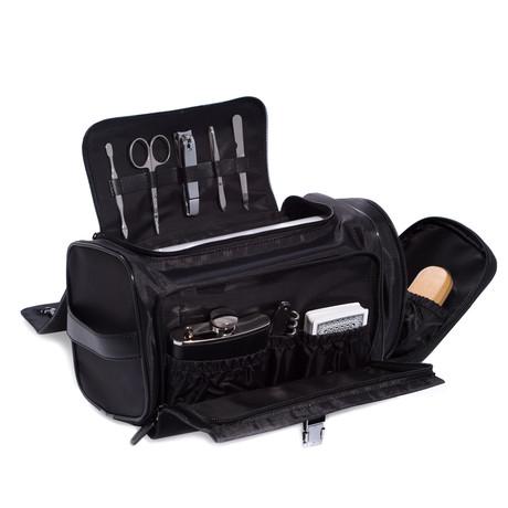 Declan Dopp Kit (Black Leather)