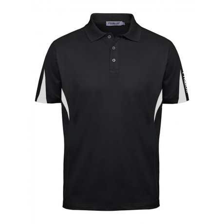Performance Polo Shirt // Black (S)