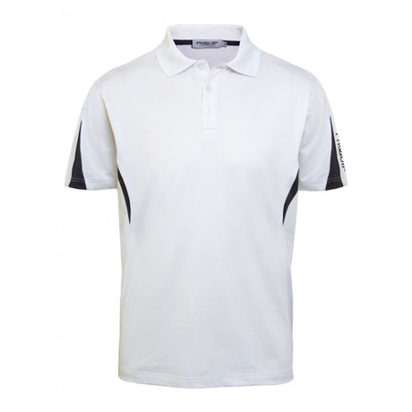 Performance Polo Shirt // White (S)
