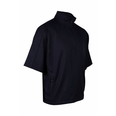 Zephyr 1/2 Sleeve // Navy (S)
