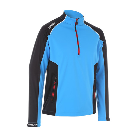 Tourflex Cyclone Pullover // Brilliant Blue (S)
