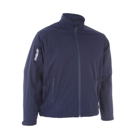 Aquastorm Rain Jacket // Navy (S)