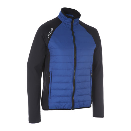 Therma Tour Jacket // Blue (S)