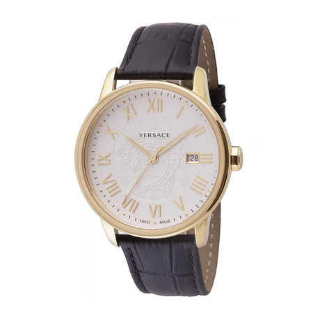 Versace Business Analog Display Quartz // VQS030015