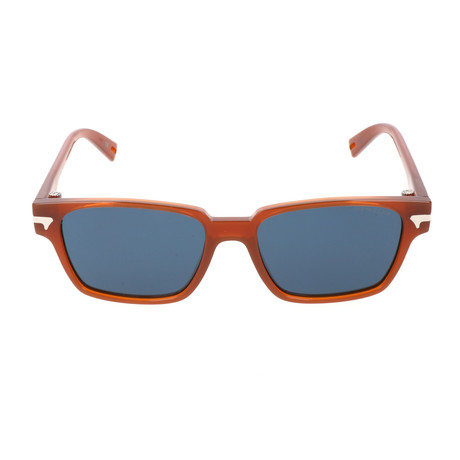 Lindholm Sunglass // Rust