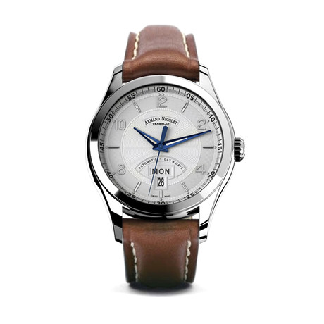 Armand Nicolet M02 Automatic // 9740A-AG-PK2420MR