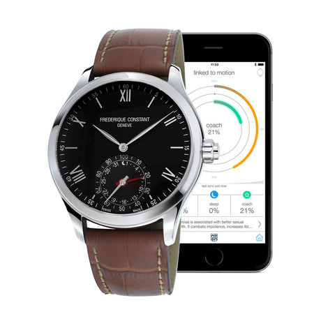 Frederique Constant Horological Smart Watch // FC-285B5B6