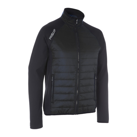 Therma Tour Jacket // Black (S)