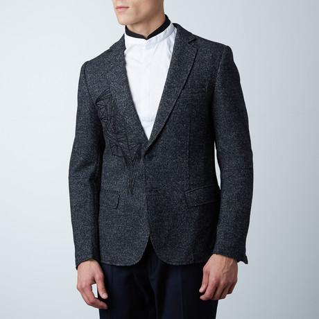 Marquis Super Slim Jacket // Black (Euro: 44)
