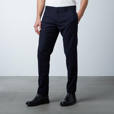 Smola Casual Slim Pant // Loud Blue (44)