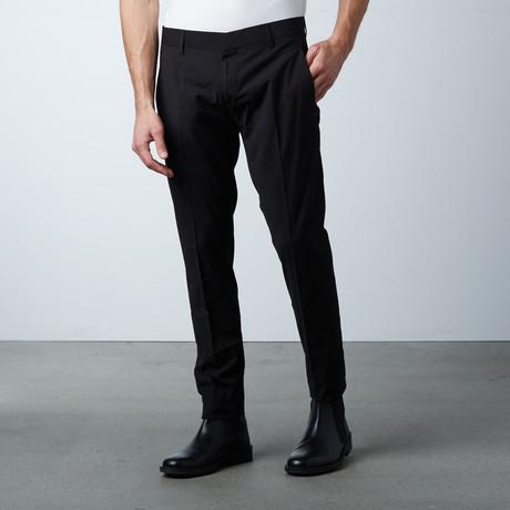 Helmer Super Slim Pant // Black (44)