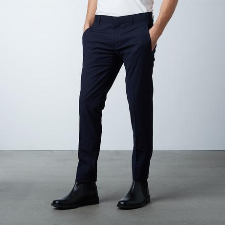 Helmer Super Slim Fit Pant // Loud Blue (44)