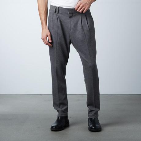Octavius Skinny Fit Pant // Black (44)