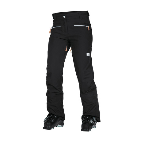 Cork // Women's Snow Pant // Black (XS)