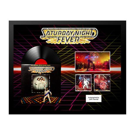Saturday Night Fever // Signed Album