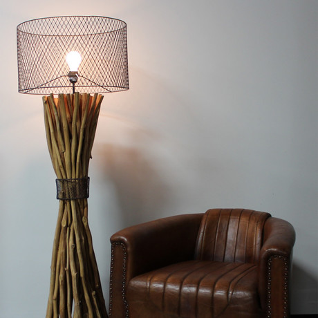 Bunched Elementaire Lamp