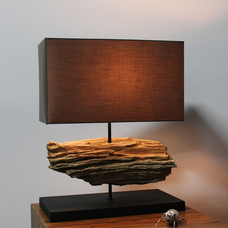 Riverine Lamp Floating