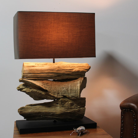 Riverine Lamp Stacked