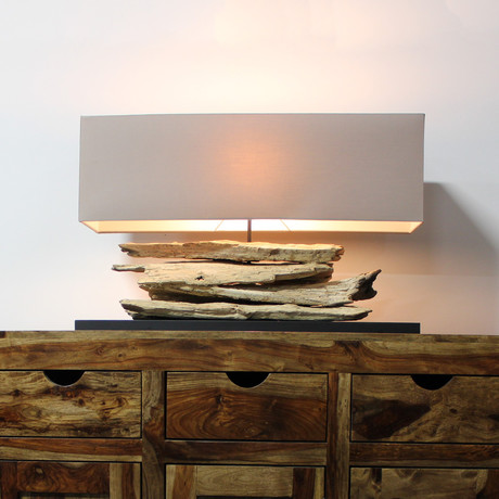 Rustique Riverine Lamp