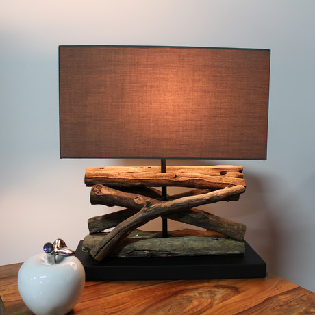 Puricatione Wood Lamp