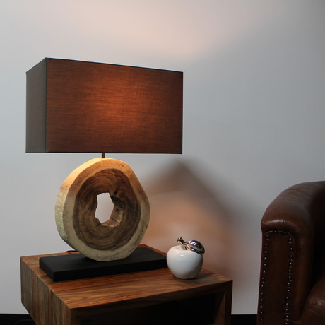 Nature's Own Lamp