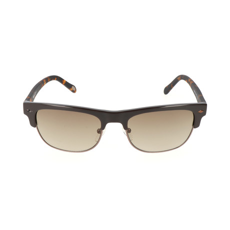 Brooks Sunglass // Brown Havana