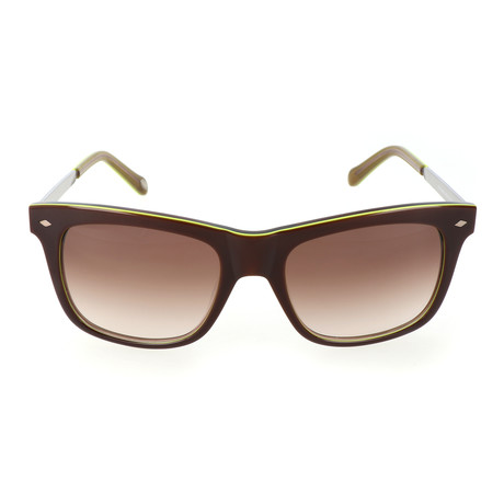 Bennett Sunglass // Brown + Beige