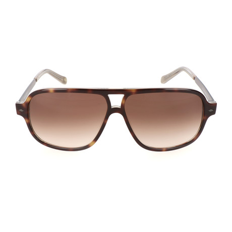 Richardson Sunglass // Havana Ruthenium