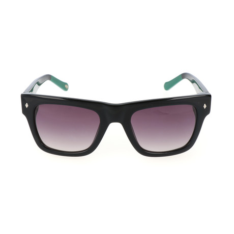 Kaur Sunglass // Shiny Black