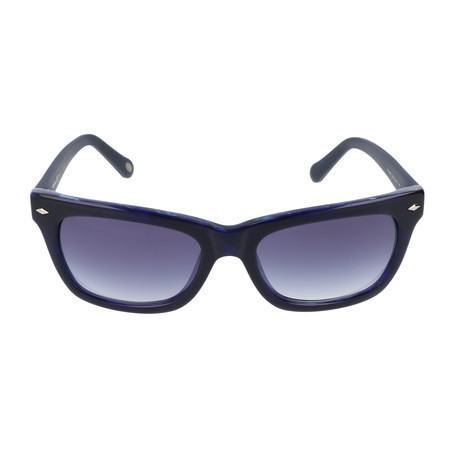 Elliott Sunglass // Navy Blue