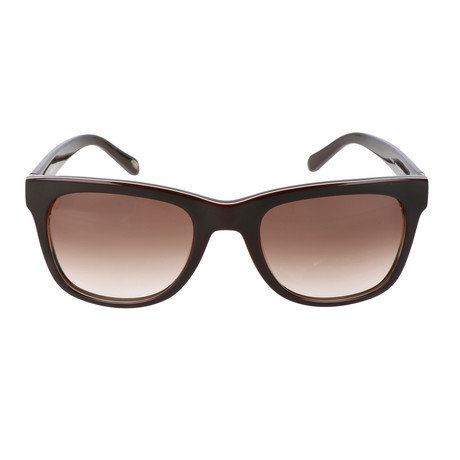 Parker Sunglass // Brown