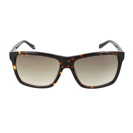 Lawrence Sunglass // Havana + Shiny Black