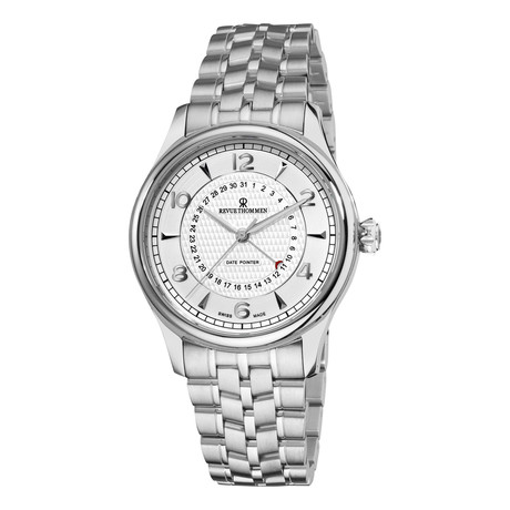 Revue Thommen Date Pointer XL Automatic // 10012.2132