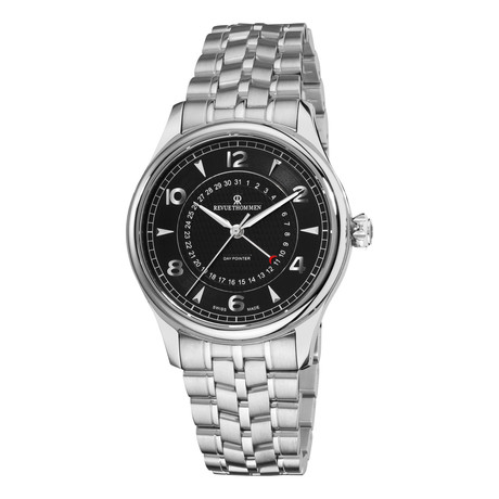 Revue Thommen Date Pointer XL Automatic // 10012.2137