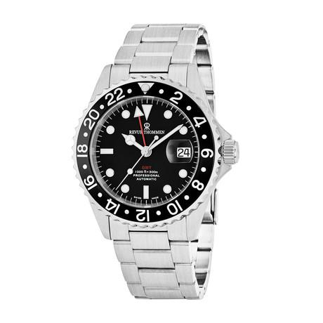 Revue Thommen GMT Diver Automatic // 17572.2137