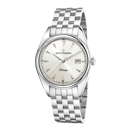 Revue Thommen Heritage Automatic // 21010.2132
