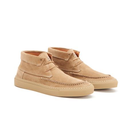 Alec Suede Chukka Sneakers // Tan (US: 7)