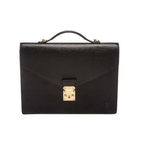 Epi Leather Briefcase // MI1904 // Pre-Owned