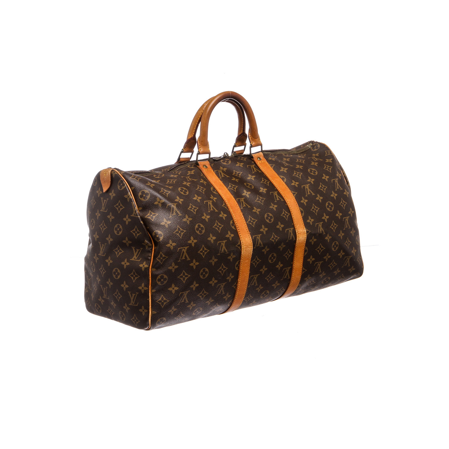 keepall 50 duffle sa851 pre owned louis vuitton touch of modern. Black Bedroom Furniture Sets. Home Design Ideas