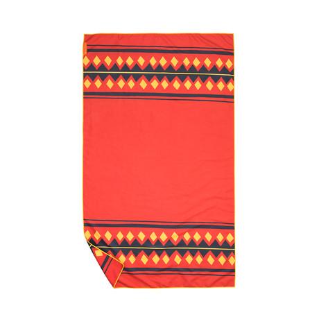 Camp Towel // Burnt Red