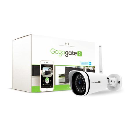 Gogogate2 // Smart Gate Opener + Sensor + Camera