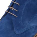 Verona Suede Chukka Boot // Bluette (US: 11.5)