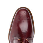 Lazio Leather Derby // Brunello (US: 11.5)