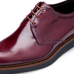 Lazio Leather Derby // Brunello (US: 11)