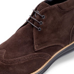 Garda Boot // Chocolate (US: 8)