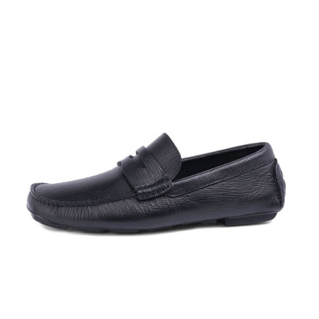 Roma Moccasin // Nero (US: 8)