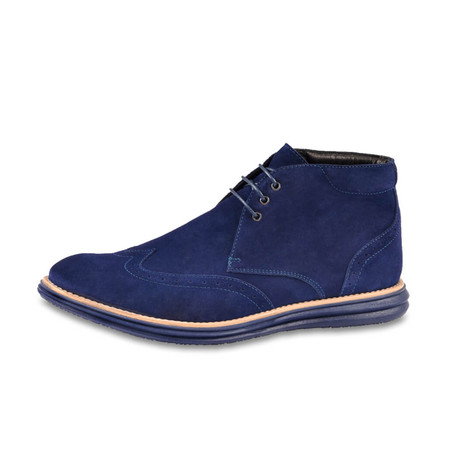Garda Boot // Blue (US: 8)