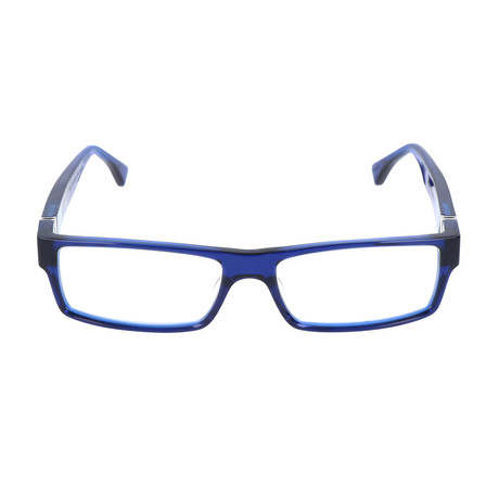 Thery Frame // Dark Blue